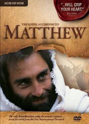 The Gospel According to Matthew, DVD   -