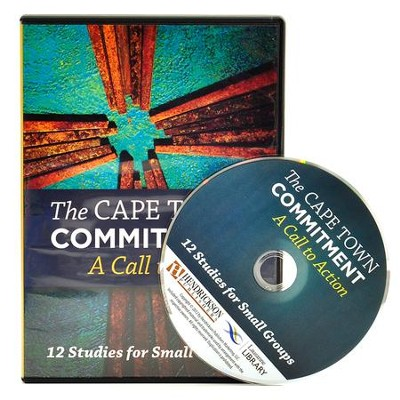 The Cape Town Commitment Curriculum: A Call to Action DVD  -