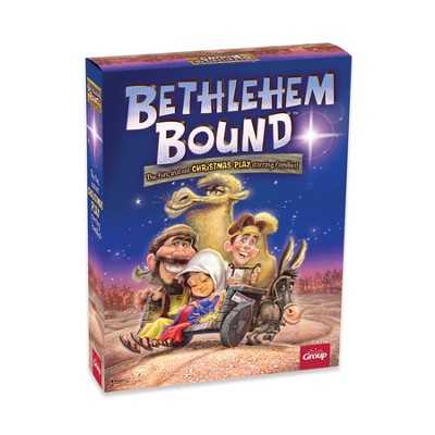 Bethlehem Bound Christmas Event Kit  -