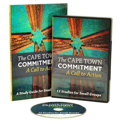 The Cape Town Commitment Study Pack DVD and Study Guide  -