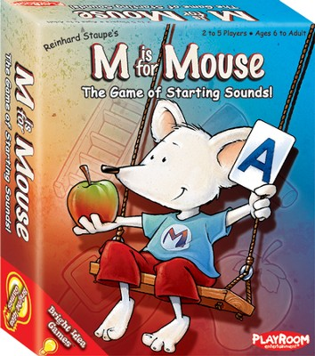 M is for Mouse  -