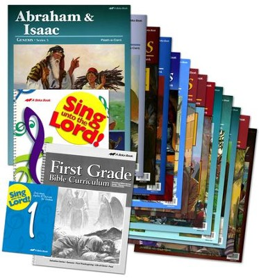 Bible Curriculum Materials Grade 1 Kit   -