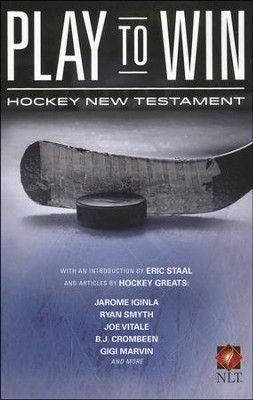 Play to Win: Hockey New Testament   -