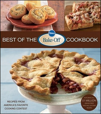 Pillsbury Best of the Bake-Off Cookbook:  Recipes from   - Slightly Imperfect  -