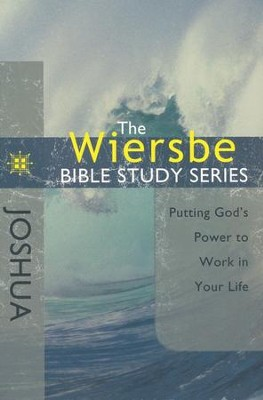 Joshua: The Warren Wiersbe Bible Study Series   -     By: Warren W. Wiersbe