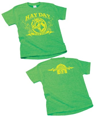 HayDay! Weekend VBS Staff T-shirt, Adult 3XL, 54-56  -