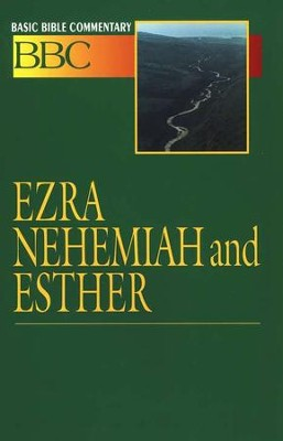 Ezra-Nehemiah, Basic Bible Commentary, Volume 8   -     By: Brady B. Whitehead Jr.