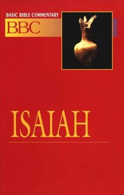 Isaiah, Basic Bible Commentary, Volume 12   -     By: Lynne Deming