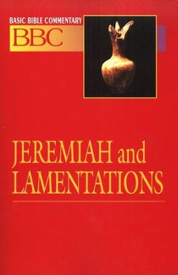 Basic Bible Commentary: Jeremiah & Lamentations, Volume 13   -     By: Linda Hinton