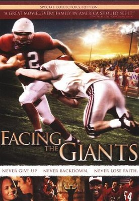 Facing the Giants, DVD   -     By: Alex Kendrick