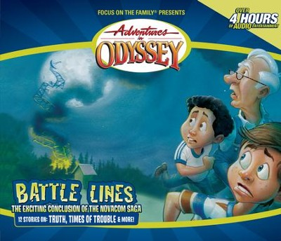 Adventures in Odyssey ® #38: Battle Lines  -
