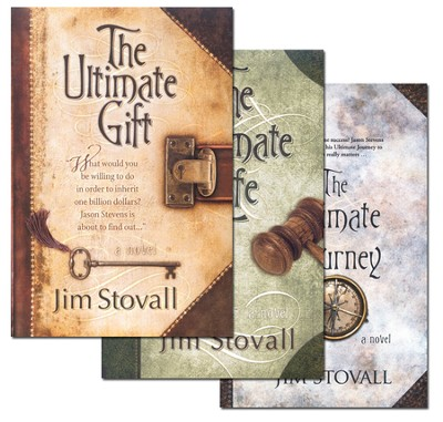 The Ultimate Series, Volumes 1-3  -     By: Jim Stovall