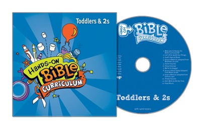 Hands-On Bible Curriculum Toddlers & 2s: CD, Spring 2014  -