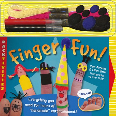 Finger Fun: PACK-tivities   -     By: Pam Abrams     Illustrated By: Ellen Shea