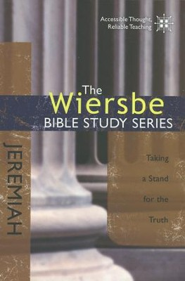 Jeremiah: The Warren Wiersbe Bible Study Series   -     By: Warren W. Wiersbe