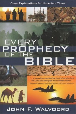 Every Prophecy of the Bible - rpkg  -     By: John F. Walvoord