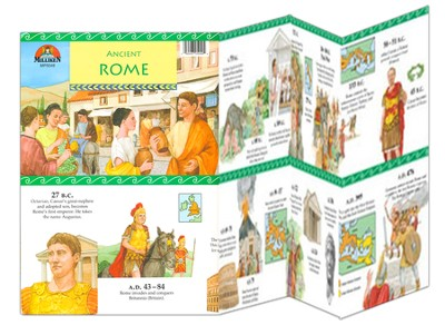 Ancient Rome Timeline & Activity Cards   -