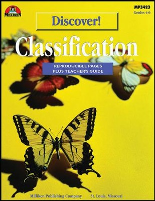 Discover! Classification  -