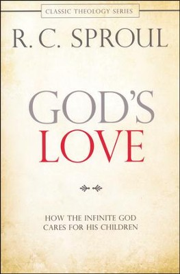 God's Love: How the Infinite God Cares for His Children, Repackaged - Slightly Imperfect  -