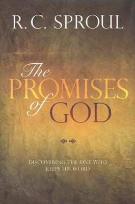 The Promises of God: Discovering the One Who Keeps His Word - Slightly Imperfect  -     By: R.C. Sproul