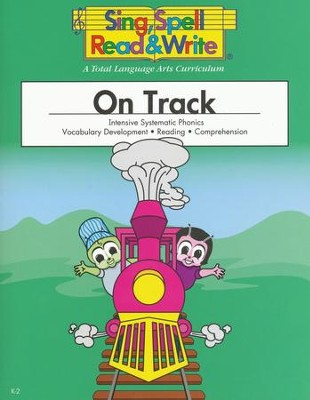 Sing, Spell, Read & Write: On Track Student Book   -