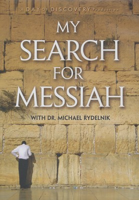 My Search for Messiah DVD  -