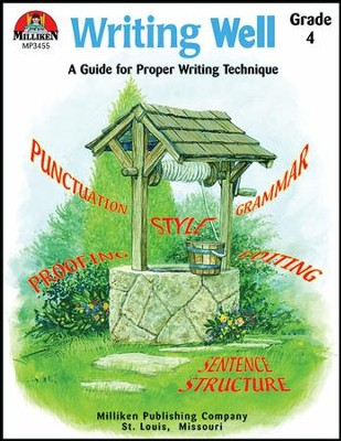Writing Well Grade 4  -