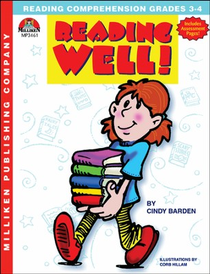 Reading Well Grades 3-4  -