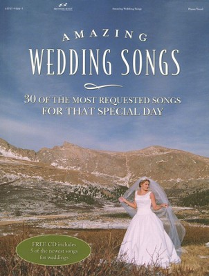 Amazing Wedding Songs, Folio   -