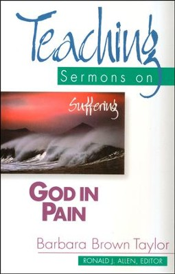 God in Pain   -     By: Barbara Brown Taylor