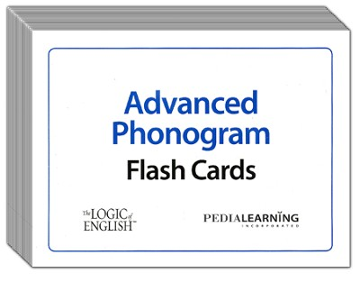 Advanced Phonogram Flash Cards  -     By: Denise Eide