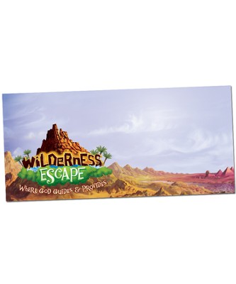 Giant Outdoor Banner  -