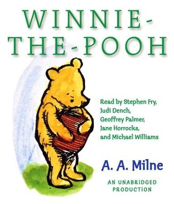 Winnie-The-Pooh Audiobook on CD  -     By: A.A. Milne