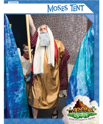Moses' Tent Leader Manual  -