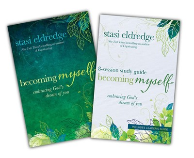 Becoming Myself Book & Study Guide   -     By: Stasi Eldredge