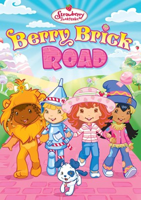 Berry Brick Road, DVD   -