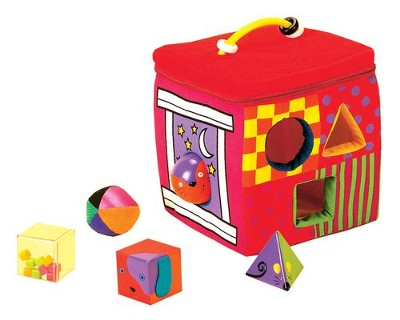 Whose House Shape Sorter  -