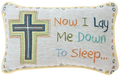 Now I Lay Me Down To Sleep Pillow  -
