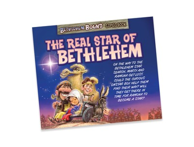 Bethlehem Bound Comic Book 10-pack  -