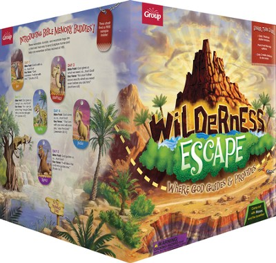 Wilderness Escape VBS Ultimate Starter Kit  -
