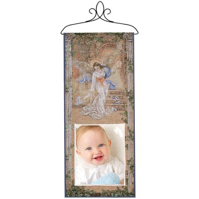 Angel Of Light Wallhanging, with Photo  -     By: Lena Liu