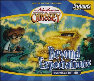 Adventures in Odyssey ® #8: Beyond Expectations  -
