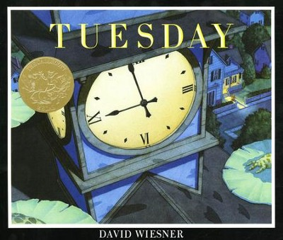 Tuesday       -     By: David Wiesner
