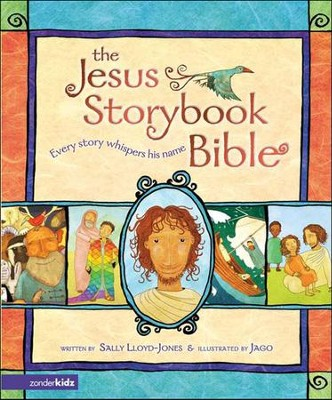 The Jesus Storybook Bible, Case of 20   -     By: Sally Lloyd-Jones