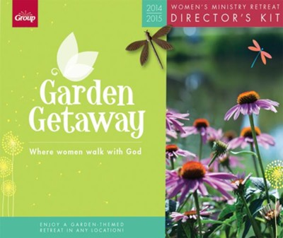 Garden Getaway Director's Kit  -