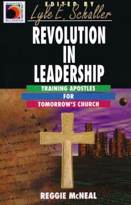 Revolution in Leadership   -     By: Reggie McNeal