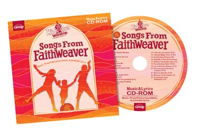 Kids Own Worship CD