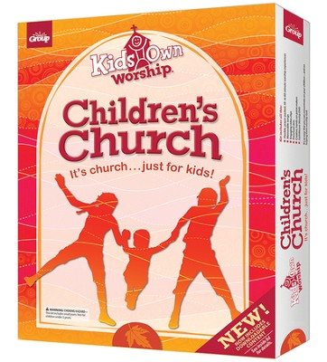 KidsOwn Worship: Kit, Fall 2014  -