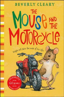 The Mouse and the Motorcycle    -     By: Beverly Cleary, Paul Zelinsky, Louis Darling