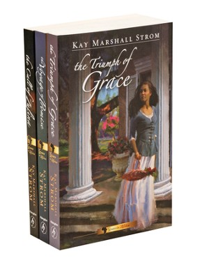 Grace in Africa, Volumes 1-3  -     By: Grace Marshall Strom